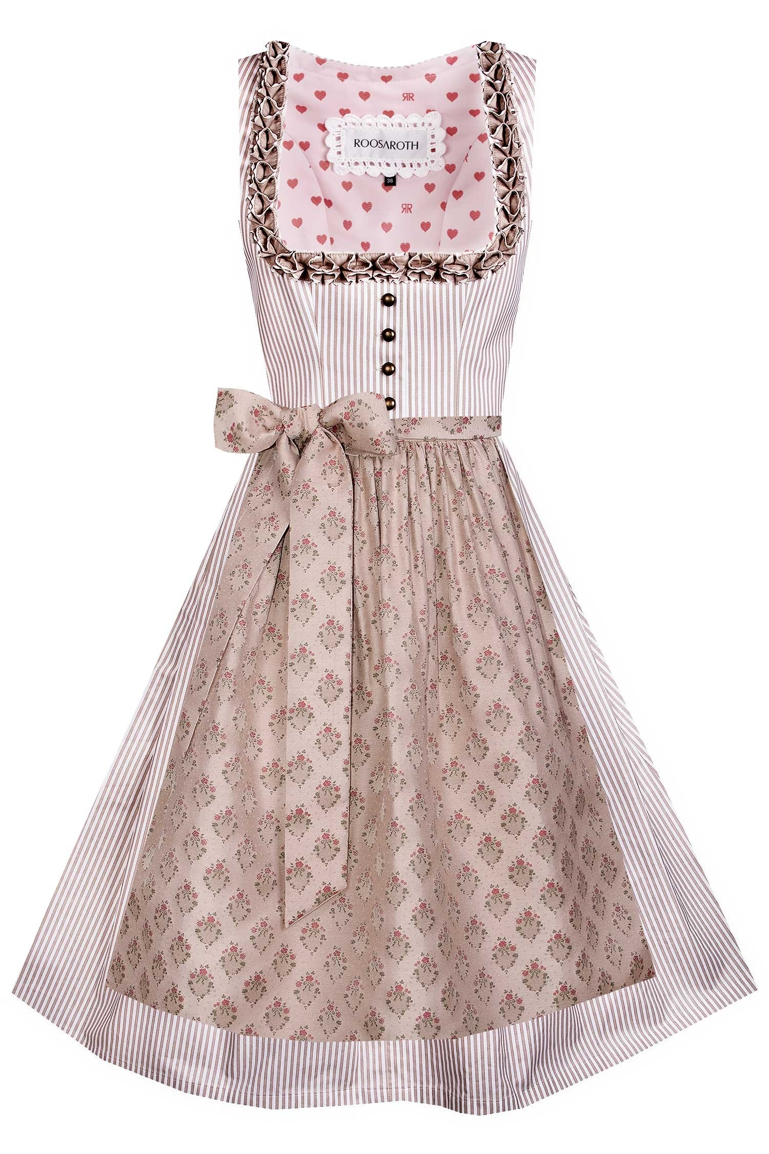Dirndl ALMA SUN KISSED