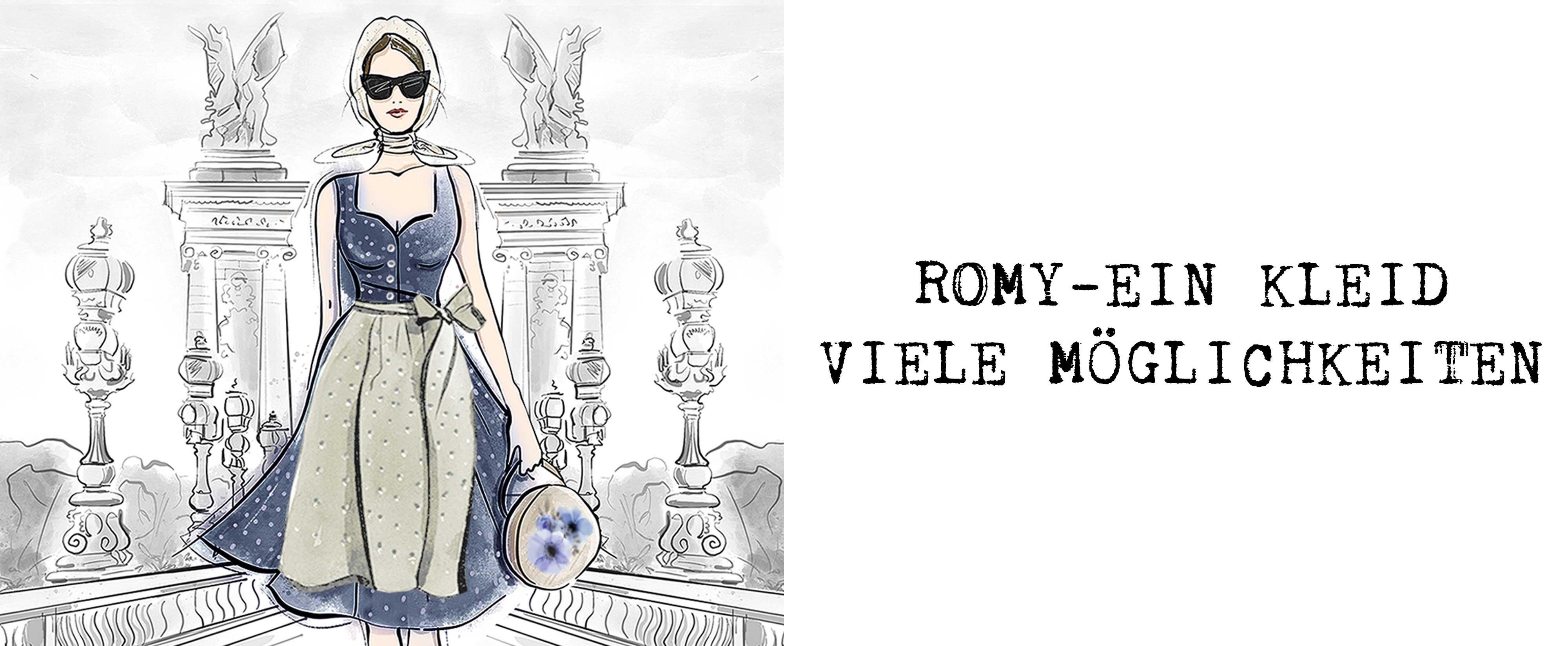 Dirndlkleid Romy